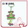 Custom Promotion Pvc Plastic Key Chain