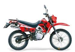 Quality 125cc off-road motorbike