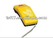 Hand-held needle detector