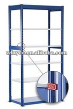 stainless steel slotted angle storage racks