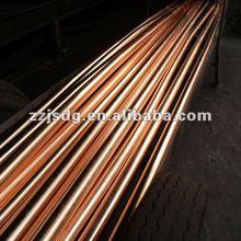 Concast plant for copper tube/pipe machine