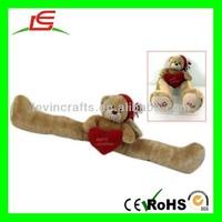 LE-D770 Novelty Soft Teddy Bear Stuffed Plush Animal Door Stop
