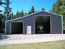 steel frame agricultural/farm sheds