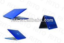 "METALLIC ROYAL BLUE Hard Case Cover for Macbook Air 13"" 13.3"""