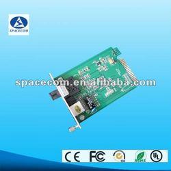 10/100Mbps Media Converter(Managed) single mode 20km