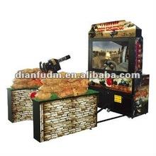shooting amusement simulator game machines--desert fighting U style