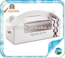 Paper Cardboard Birthday Cake Boxes
