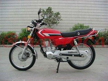 Motorcycle MTC125-7