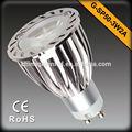 6w led ad alta potenza riflettori/lampadina led/illuminazioneled