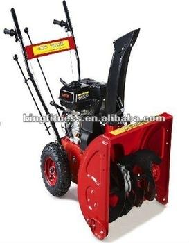 2012 hot sale snow blower,power sweeper snow 100CM , Snow Thrower KF065A 6.5HP