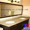 Kashmir White bath work top