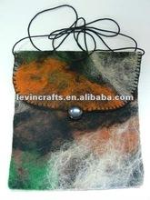 for female felt shoulder bag