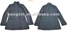 2012 fashion design ladies trench coat