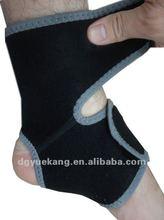 Adjustable neoprene ankle support