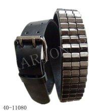 2012 So fashion belt leather stud / So vogue leather belt