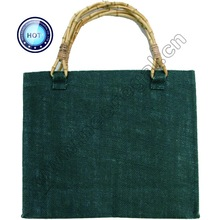 Foldable Eco-Friendly And Reusable Jute Shoulder Bags
