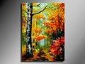 di alta qualità texture tela pittura ad olio v