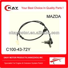 MAZDA PREMACY CP REAR LEFT ABS WHEEL SPEED SENSOR C100-43-72Y ML2122