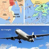 Shenzhen air cargo shipping to davao