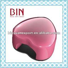BIN lovely Heart Shape uv led lamp for nail art