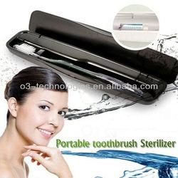 Portable UV Toothbrush Sterilizer
