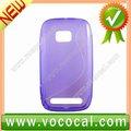 Para Nokia Lumia 710 caso, Tampa traseira