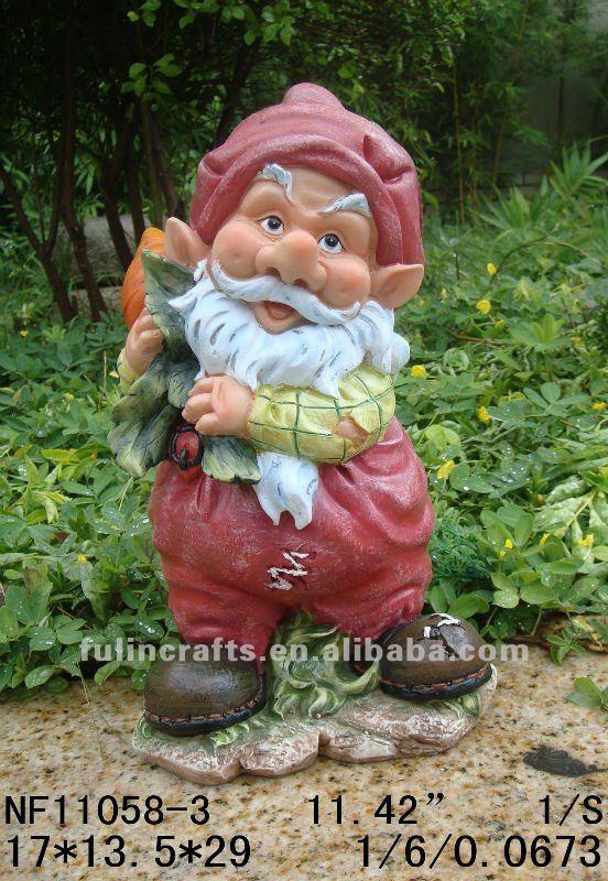roubo de anao de jardim : roubo de anao de jardim:de jardim decoração-Outros ornamentos para jardim e componentes para