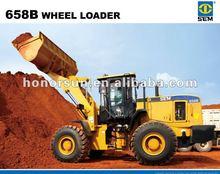 wheel loader SEM658B SEM6580 SEM658C