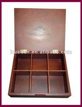 2012 new design wooden tea bags box on sale