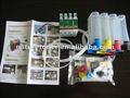 EpsonのスタイラスS22/SX120/SX125/SX420/SX425プリンター(T1281/T1282/T1283/T1284) CISSのためのCISSインク供給方式