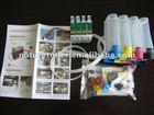 CISS ink supply system for Epson stylus S22/SX120/SX125/SX420/SX425 printer (T1281/T1282/T1283/T1284) CISS