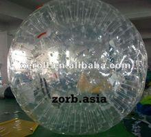 2014 new large TPU zorb ball rental