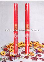 2014 new design and fashional 100cm confetti party popper