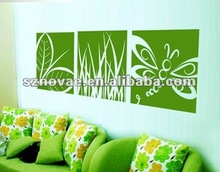2012 New Green Plants Living Room Custom Stickers
