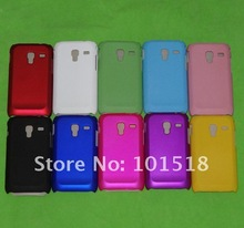 Newest Rubber Hard Case Cover for Samsung Galaxy Ace Plus S7500