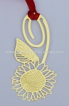 2012 Sunflower Promotional Bookmark