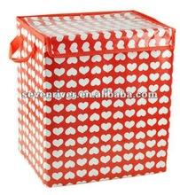 Hot sale folding organizer bag /box storage case