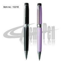 LOGO by resin Metal Twist ball pen