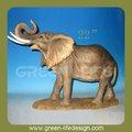 tabela decorativa elefante