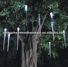 Decorative tree rain light,led meteor tube