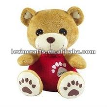 2012 super soft plush teddy bear