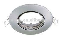 MR16 Zinc alloy recessed spotlight fitting