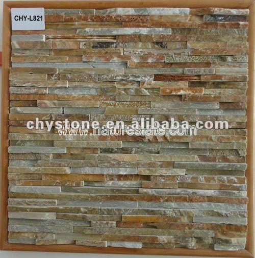 Mosaicos de pared mosaicos de piedra natural - Revestimiento de piedra natural precios ...