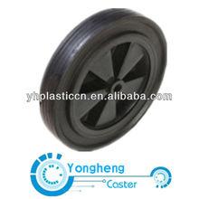 10 inch rubber wheel
