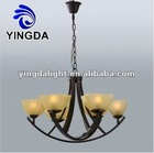 Indoor chandelier& pendant light