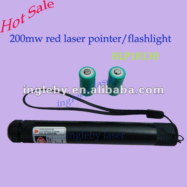 hot sale red laser pointer 200mw