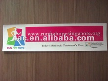 Customized clear sticker,Electrostatic window cling,static sticker