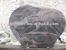 aurora granite memorial headstone