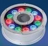 IP68 RGB led ring lights underwater