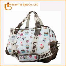 Oilcloth Travel bag